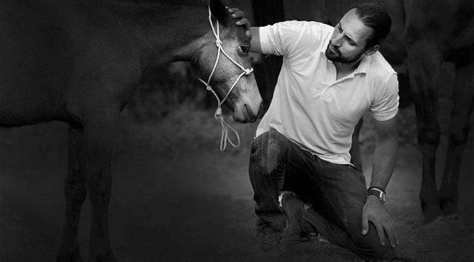Pasiunea pentru cai și proiectul UMA, de vorbă cu Denis Ștefan